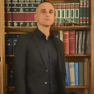 Avvocato Francesco Capitani a Santa Vittoria in Matenano
